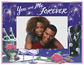 You and Me Photo Favor Frame